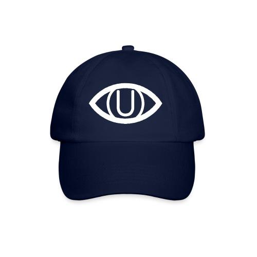 EYE SYMBOL WHITE - Baseball Cap
