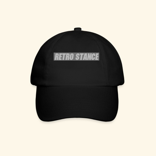 Retro Stance - Baseball Cap