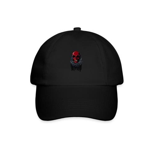 RED Skull in Chains - Baseball Cap