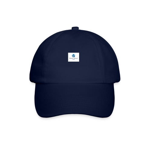 logo youtube - Cappello con visiera