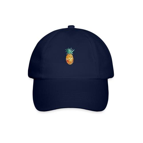 pinety logo print - Baseballkasket