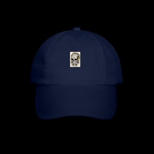 ab7a6a89ac2078fff2dd245fb15abaaf skull tattoo des - Baseballcap