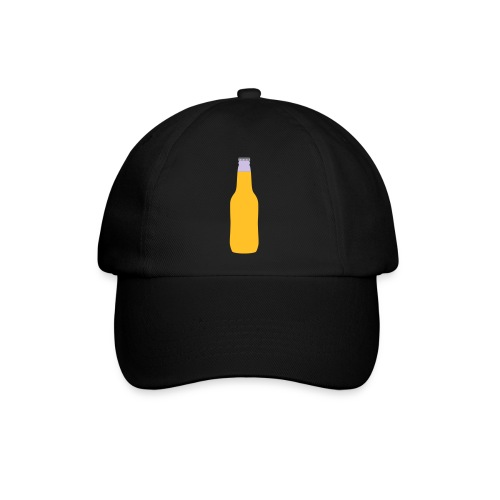 Bierflasche - Baseballkappe