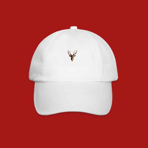 Deer-Head GOLD - Baseballkasket