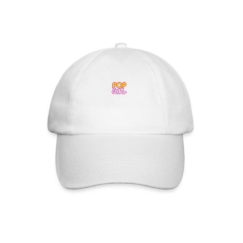 Pop Girl logo - Baseball Cap
