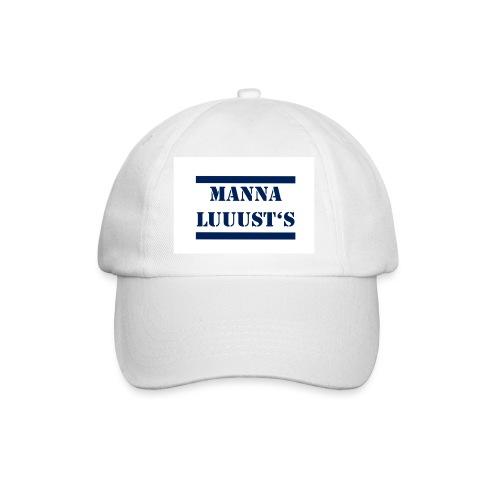 Manna2_bearbeitet-1 - Baseballkappe