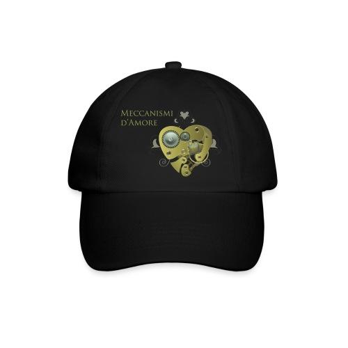 meccanismi_damore - Cappello con visiera