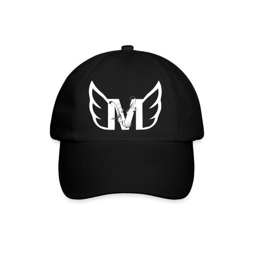White M png - Baseballcap