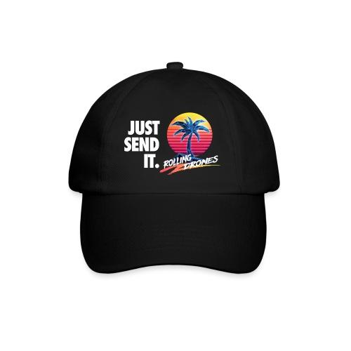 Just Send It @ RollingDrones - Baseball Cap