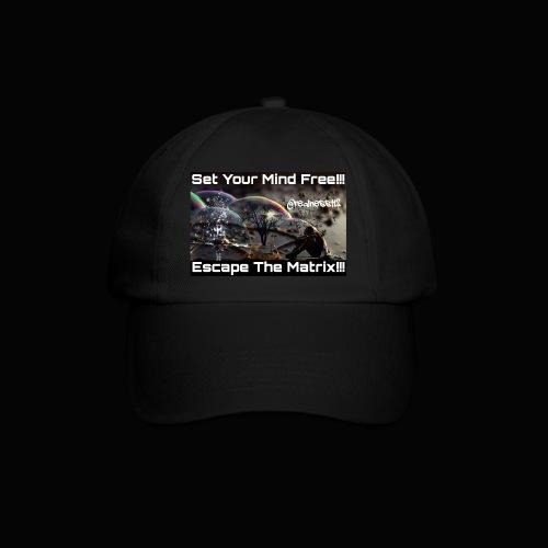Escape The Matrix!! Truth T-Shirts!!! #Matrix - Baseball Cap