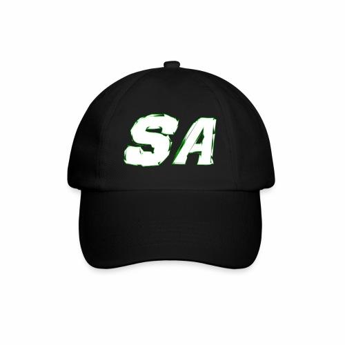 Vit SA Logo - Basebollkeps