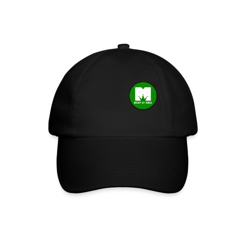 BodyByKing Green - Baseball Cap