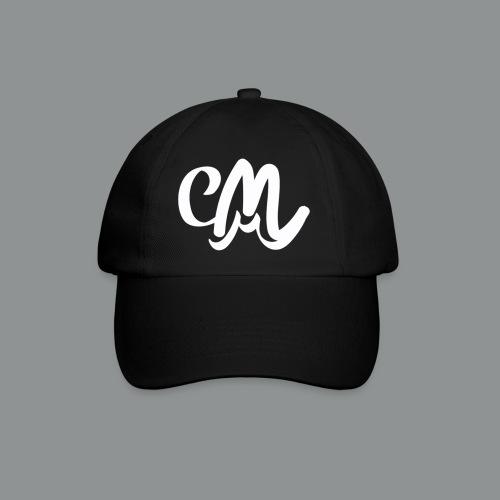 Mannen shirt (voorkant) - Baseballcap