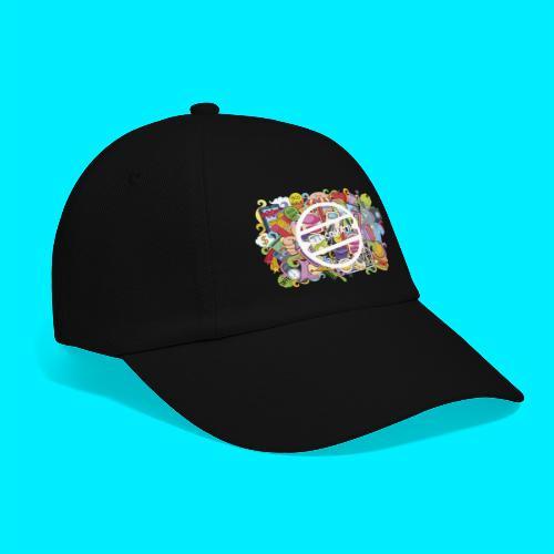 maglia logo doodle - Cappello con visiera