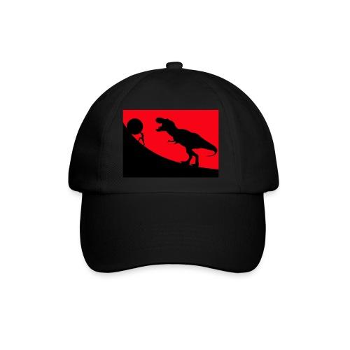 t rex red - Baseballkappe