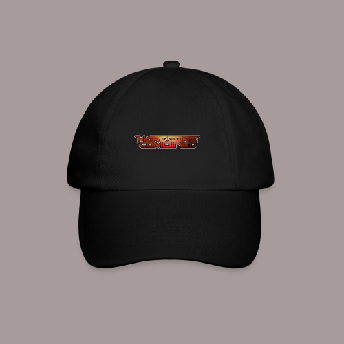 hc letters with effect 1 - Baseballcap