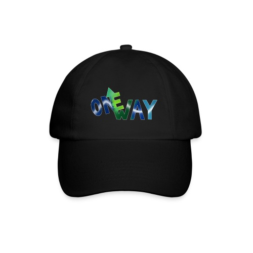 One Way - Baseballkappe