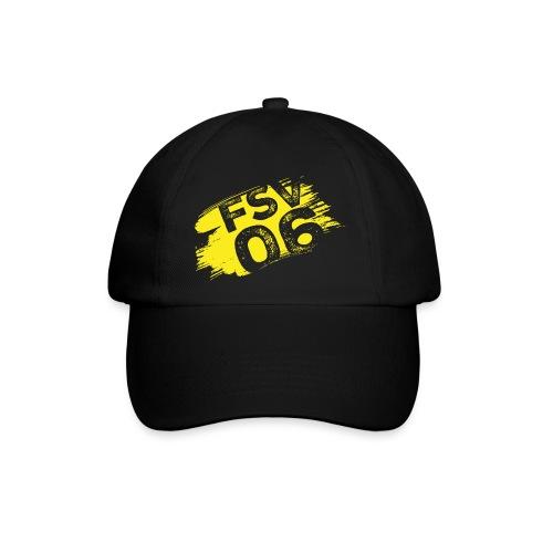 Hildburghausen FSV 06 Graffiti gelb - Baseballkappe