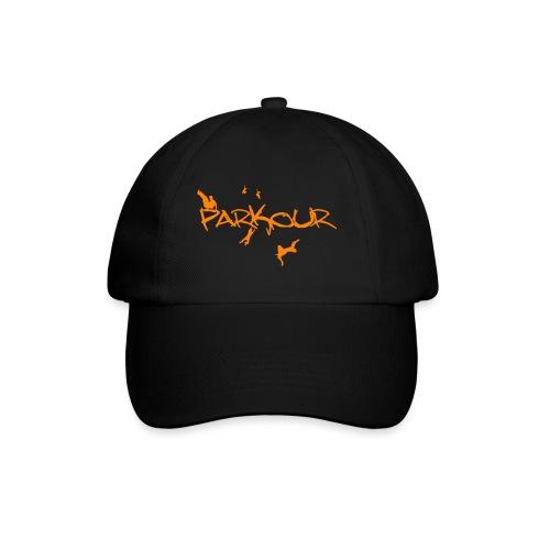 Parkour Orange - Baseballkasket