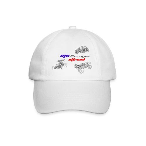 mc warngau logo - Baseballkappe