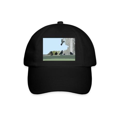 Chillin' pigeons - Baseballcap