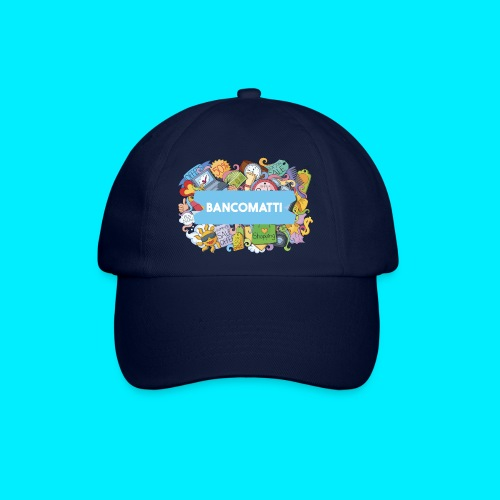 Bancomatti DOODLE 1 - Cappello con visiera