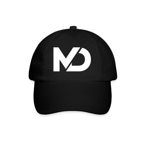 logo_wit - Baseballcap