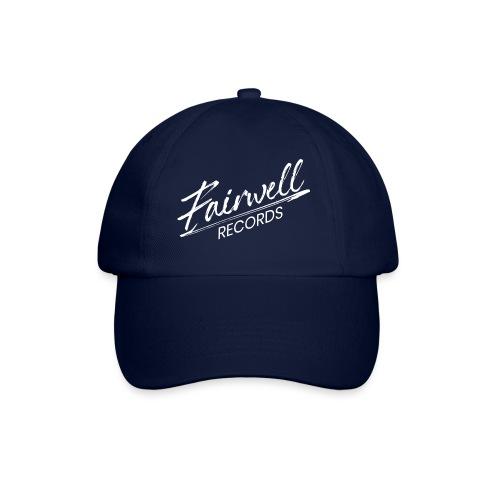 Fairwell Records - White Collection - Baseballkasket