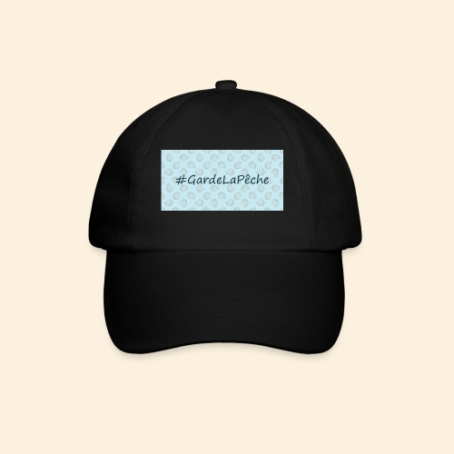 HashtagGardeLaPeche - Casquette classique