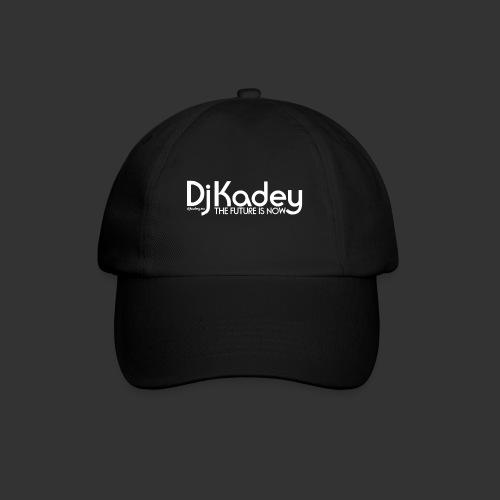 White Dj Kadey Logo - Casquette classique