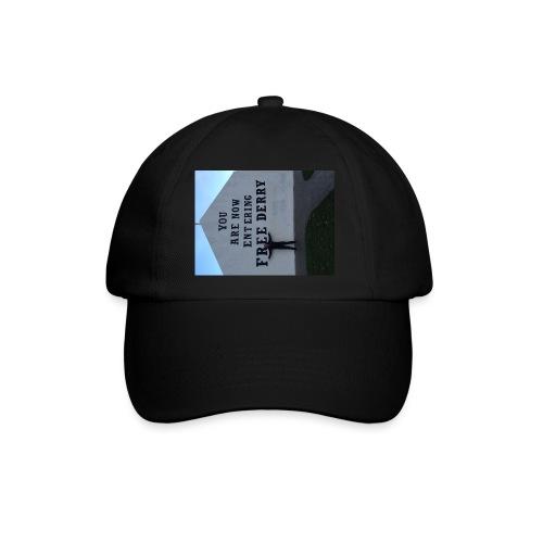 free derry - Baseball Cap