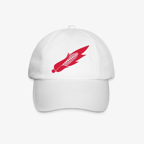 pannocchia monocolor - Cappello con visiera