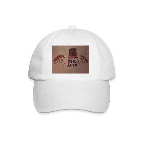 Mad Alex Logo - Baseball Cap