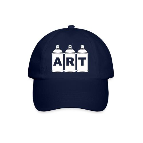 art - Baseballkappe