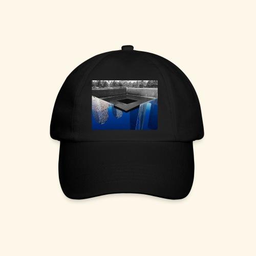 Fontana americana blu - Cappello con visiera