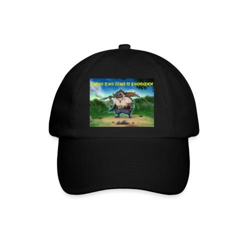 Never mess with a Hedgehog - Baseballkappe