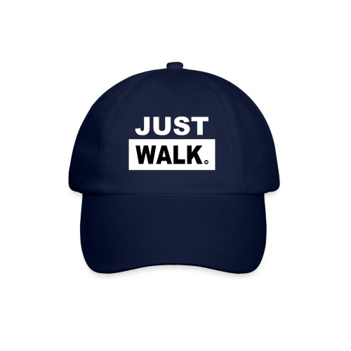 JUST WALK wit - Baseballcap