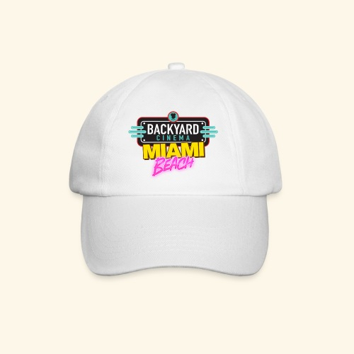 Miami Beach - Baseball Cap