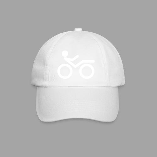 Recumbent bike white 2 - Lippalakki