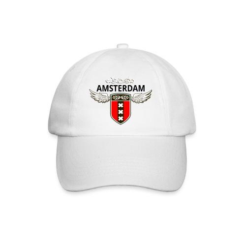 Amsterdam Netherlands - Baseballkappe