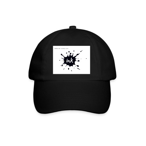 Ink Logo and website - Baseball Cap