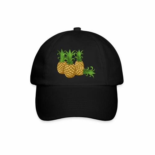 Ananas - Baseballkappe