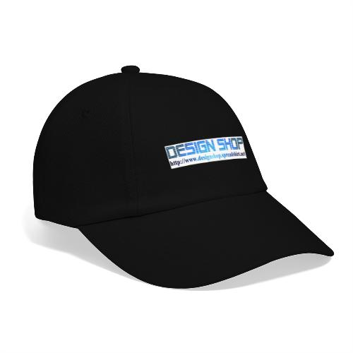 design shop logo stor 1 - Baseballcap