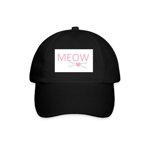 MEOW - Czapka z daszkiem