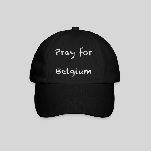 Pray for Belgium - Casquette classique