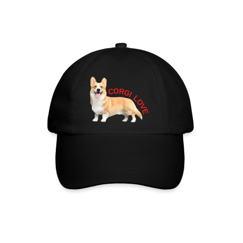 CorgiLove - Baseball Cap