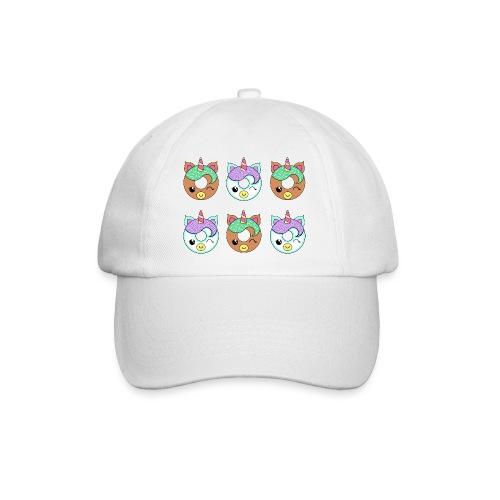 Unicorn Donut - Cappello con visiera
