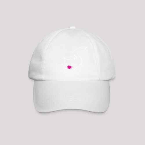 HAPPY PIGPIGGY White - Baseball Cap