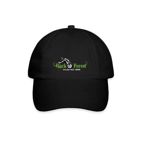 Black-Forest-Frontside - Baseballkappe