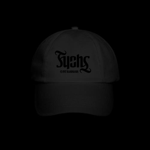 Ambigramm Fuchs 01 Pit Hammann - Baseballkappe